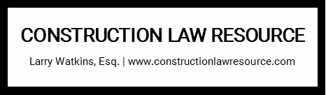 Construction Law Resource